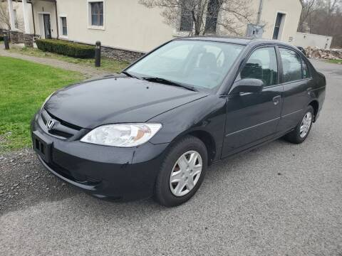2005 Honda Civic for sale at Wallet Wise Wheels in Montgomery NY