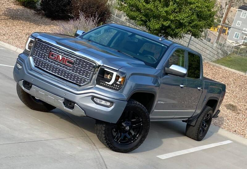 2016 GMC Sierra 1500 for sale at Select Auto Imports in Provo UT
