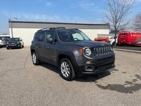 2017 Jeep Renegade for sale at LASCO FORD in Fenton MI