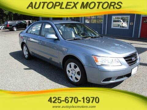 2010 Hyundai Sonata for sale at Autoplex Motors in Lynnwood WA