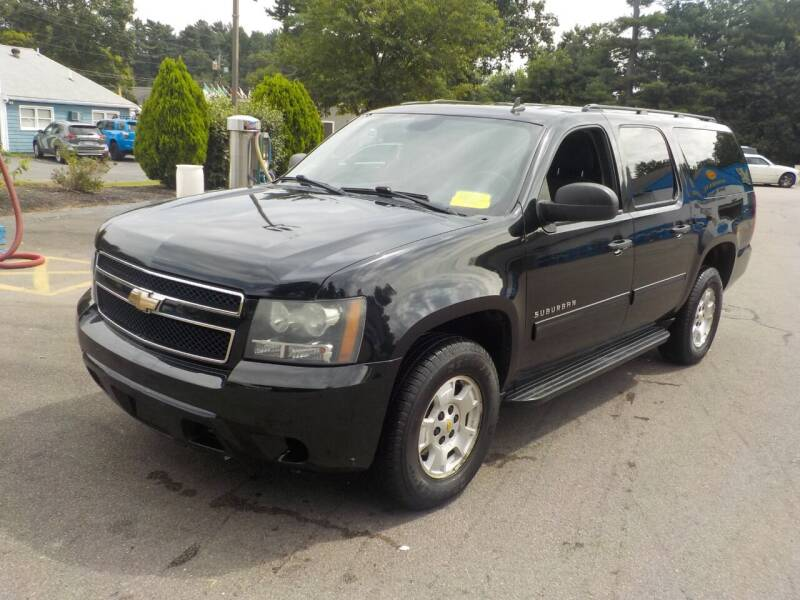 2010 Chevrolet Suburban for sale at RTE 123 Village Auto Sales Inc. in Attleboro MA