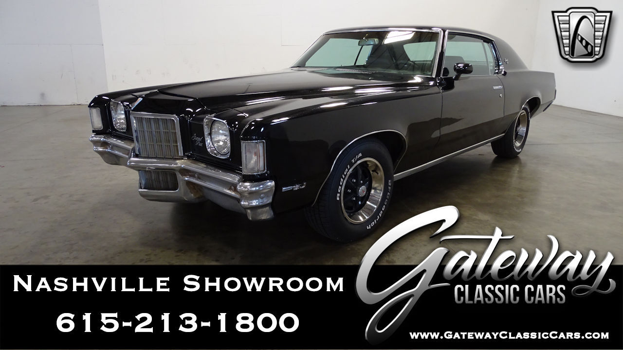 Used 1972 Pontiac Grand Prix For Sale Carsforsale Com