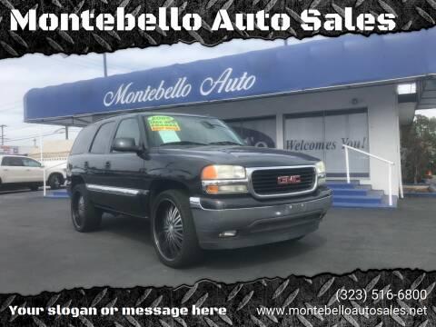 Used 2005 Gmc Yukon For Sale In Pomona Ca Carsforsale Com