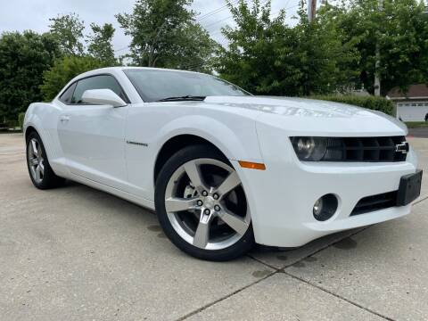 2010 Chevrolet Camaro for sale at 303 Cars in Newfield NJ
