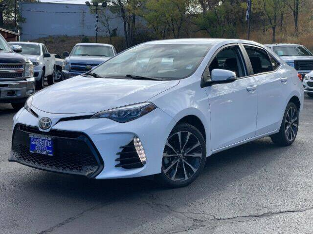 2019 Toyota Corolla for sale at Lakeside Auto Brokers Inc. in Colorado Springs CO