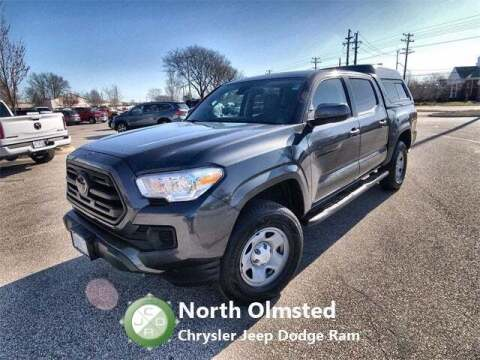 2019 Toyota Tacoma for sale at North Olmsted Chrysler Jeep Dodge Ram in North Olmsted OH