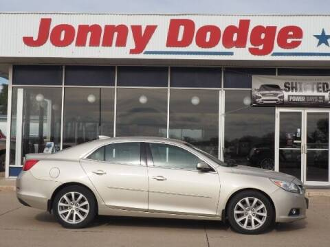2015 Chevrolet Malibu for sale at Jonny Dodge Chrysler Jeep in Neligh NE