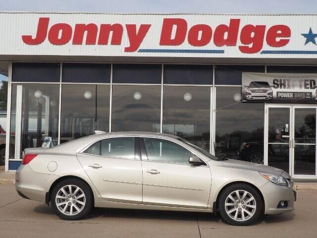2015 Chevrolet Malibu for sale at Jonny Dodge Chrysler Jeep in Neligh NE