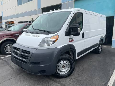 2017 RAM ProMaster Cargo for sale at Best Auto Group in Chantilly VA