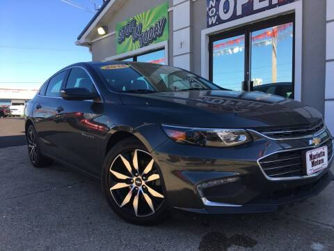 2016 Chevrolet Malibu for sale at MARIETTA MOTORS LLC in Marietta OH