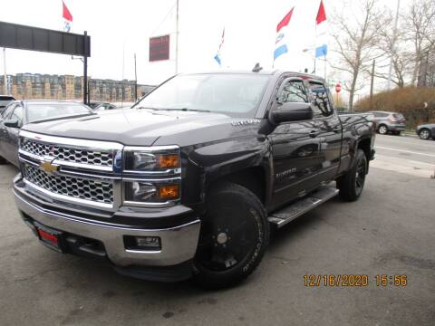 2015 Chevrolet Silverado 1500 for sale at Newark Auto Sports Co. in Newark NJ