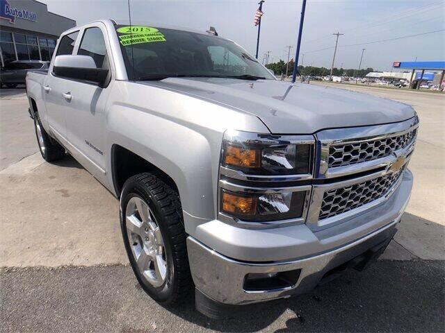 2015 Chevrolet Silverado 1500 for sale at Show Me Auto Mall in Harrisonville MO