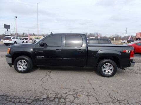 2012 GMC Sierra 1500 for sale at West TN Automotive in Dresden TN