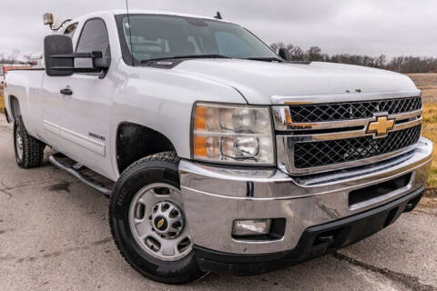 2011 Chevrolet Silverado 3500HD for sale at Fruendly Auto Source in Moscow Mills MO