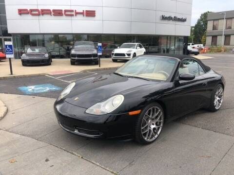 2000 Porsche 911 for sale at PORSCHE OF NORTH OLMSTED in North Olmsted OH