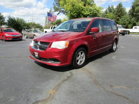 2011 Dodge Grand Caravan for sale at Stoltz Motors in Troy OH