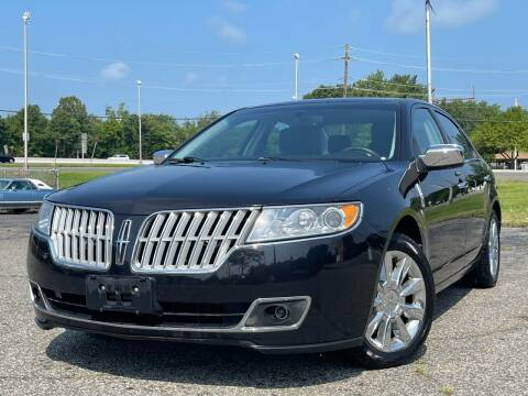 2012 Lincoln MKZ for sale at MAGIC AUTO SALES in Little Ferry NJ