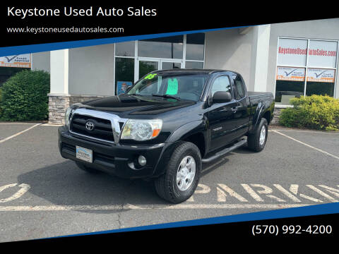 2005 Toyota Tacoma for sale at Keystone Used Auto Sales in Brodheadsville PA