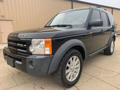 2007 Land Rover LR3 for sale at Prime Auto Sales in Uniontown OH