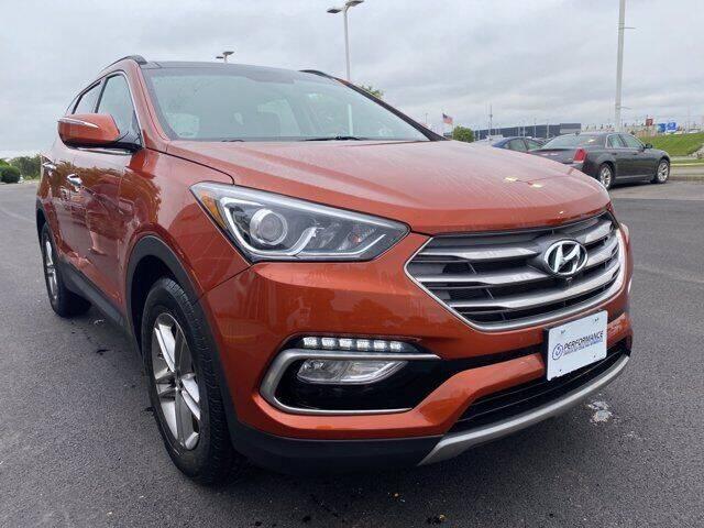 2018 Hyundai Santa Fe Sport for sale in Columbus, OH