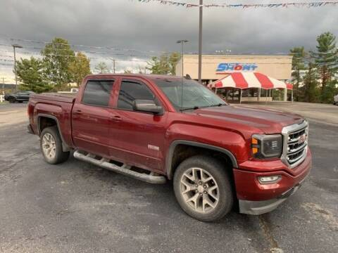 2017 GMC Sierra 1500 for sale at Tim Short Auto Mall in Corbin KY