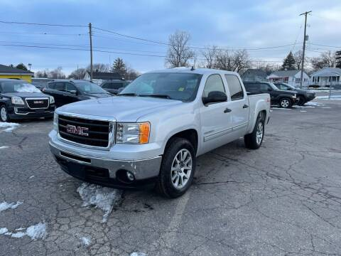2010 GMC Sierra 1500 for sale at Dean's Auto Sales in Flint MI