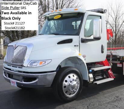 2022 International MV Day Cab Side Puller  for sale at Rick's Truck and Equipment in Kenton OH