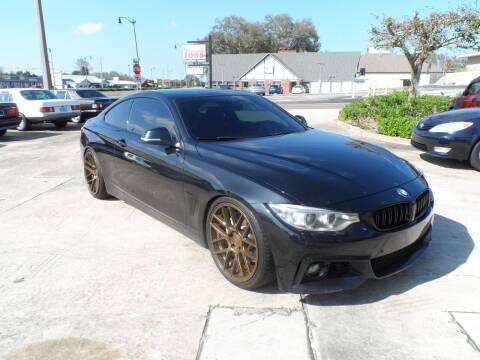 2016 BMW 4 Series for sale at Bavarian Auto Center in Rockledge FL