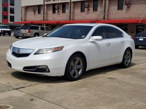 2013 Acura TL for sale at Best Auto Sales LLC in Auburn AL