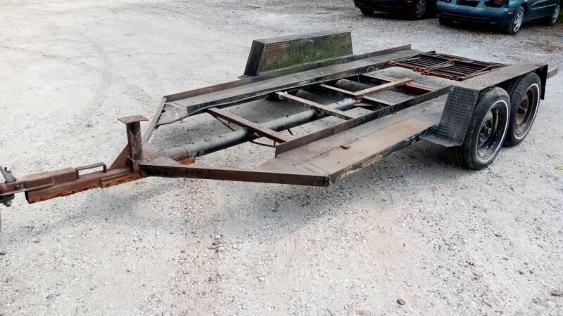 1995 home made car hauler for sale at Coastal Car Brokers LLC in Tampa FL