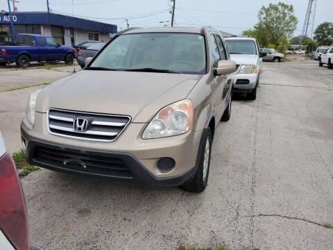 2005 Honda CR-V for sale at Royal Motors - 33 S. Byrne Rd Lot in Toledo OH