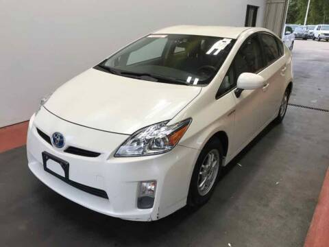 2011 Toyota Prius for sale at MEE Enterprises Inc in Milford MA