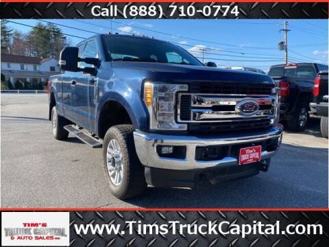 2017 Ford F-350 Super Duty for sale at TTC AUTO OUTLET/TIM'S TRUCK CAPITAL & AUTO SALES INC ANNEX in Epsom NH
