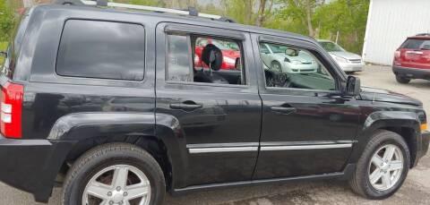 2010 Jeep Patriot for sale at Superior Motors in Mount Morris MI