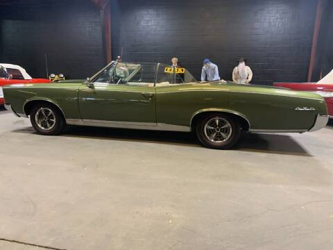 1967 Pontiac GTO for sale at American Classic Car Sales in Sarasota FL