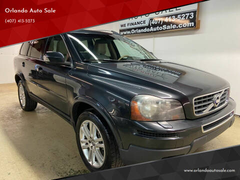 2011 Volvo XC90 for sale at Orlando Auto Sale in Orlando FL