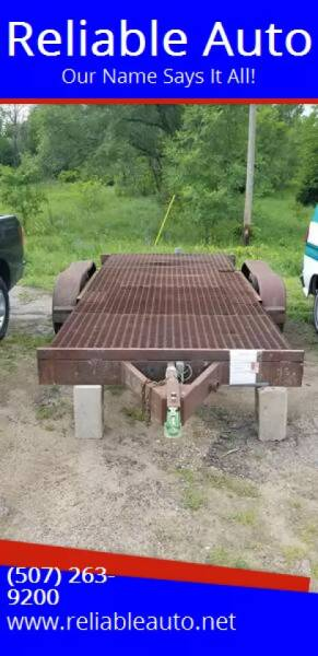 Utility Trailer for sale at Reliable Auto in Cannon Falls MN