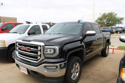 2017 GMC Sierra 1500 for sale at KD Motors in Lubbock TX