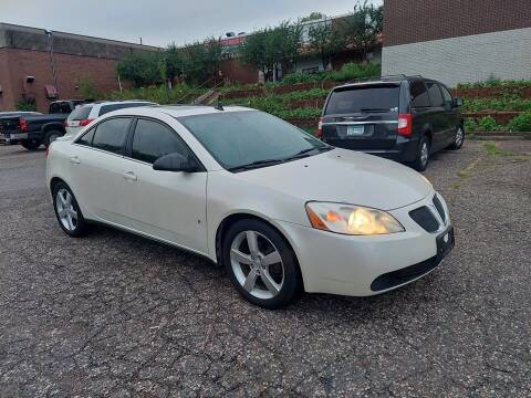 2008 Pontiac G6 for sale at Family Auto Sales in Maplewood MN
