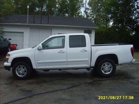 2009 Chevrolet Colorado for sale at Northport Motors LLC in New London WI