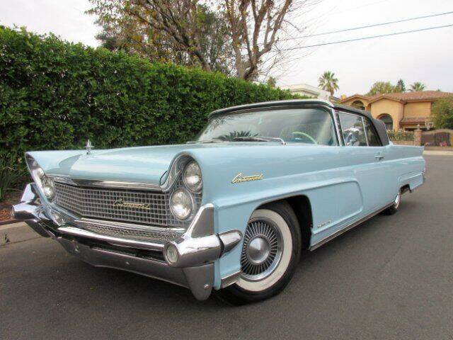1959 Lincoln Continental for sale in North Hollywood, CA