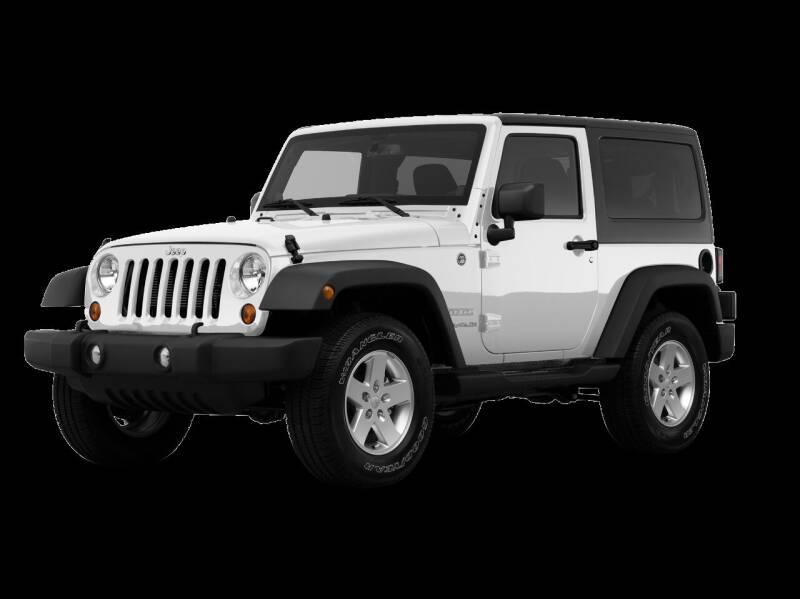 2013 Jeep Wrangler Unlimited for sale at Somerville Motors in Somerville MA