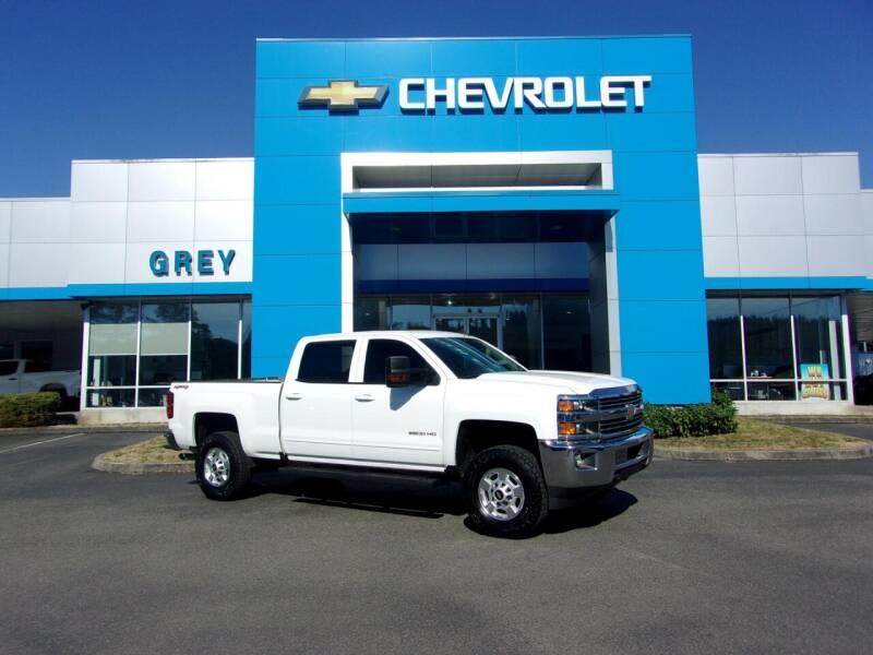 2017 Chevrolet Silverado 2500HD for sale at Grey Chevrolet, Inc. in Port Orchard WA