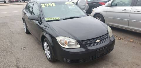 2009 Chevrolet Cobalt for sale at TC Auto Repair and Sales Inc in Abington MA