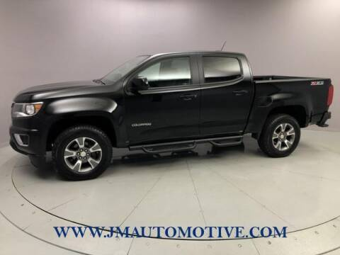 2017 Chevrolet Colorado for sale at J & M Automotive in Naugatuck CT