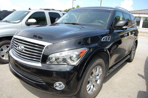 2012 Infiniti QX56 for sale at Modern Motors - Thomasville INC in Thomasville NC