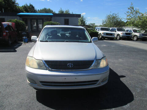 2002 Toyota Avalon for sale at Olde Mill Motors in Angier NC