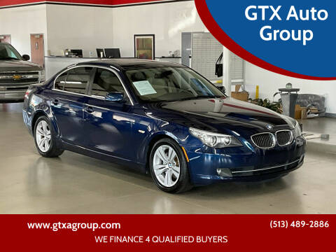 2010 BMW 5 Series for sale at UNCARRO in West Chester OH