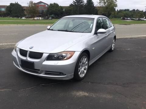 2008 BMW 3 Series for sale at Lux Car Sales in South Easton MA