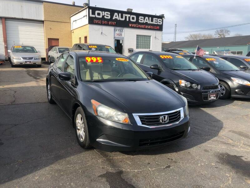 2008 Honda Accord LX-P 4dr Sedan 5A - Cincinnati OH